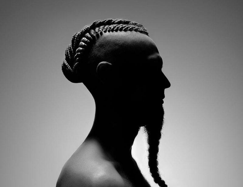 Французская коса вывернутая