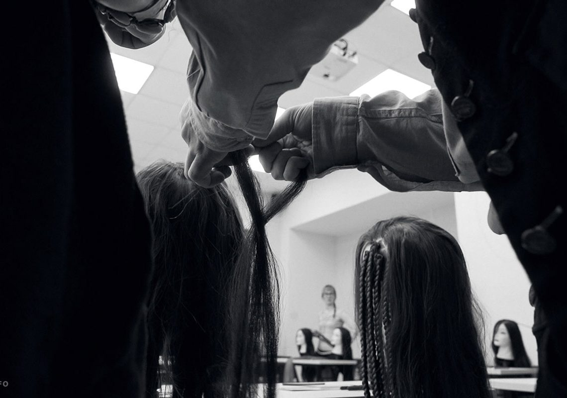курсы плетения кос с канекалоном