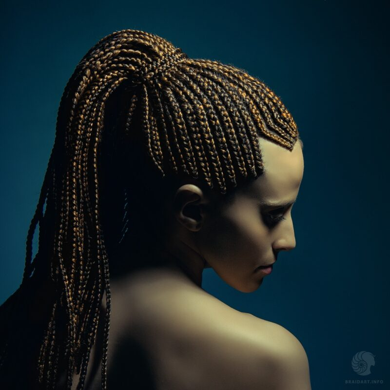причёска сфинкс